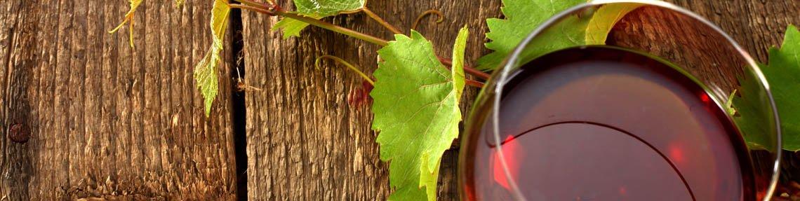 Leckere ungarische Weine - in unserem Ausflugslokal oder to go in unserem Feinkostgeschäft.